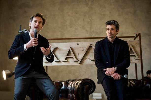 Patrick Dempsey investește în brand-ul Ka/Noa. Devine partener.