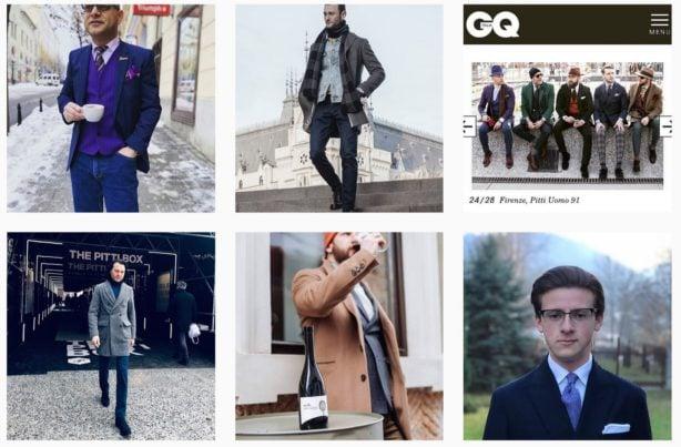 Ținutele săptămânii 8 Instagram #stilmasculin