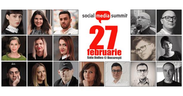 Despre social media si branduri vor vorbi specialiștii pe 27 Februarie