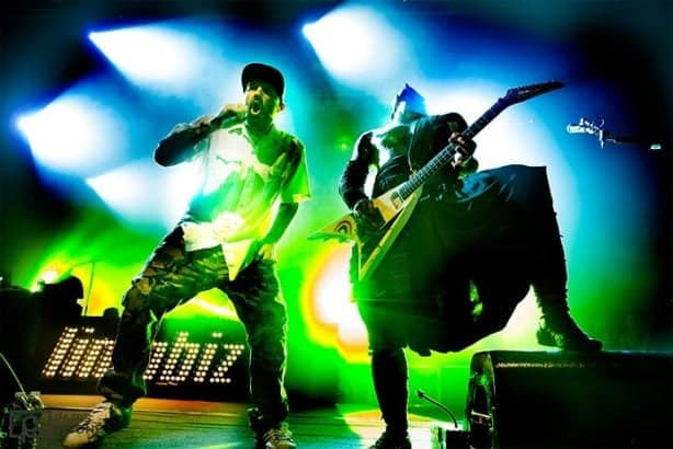 electric castle limp bizkit