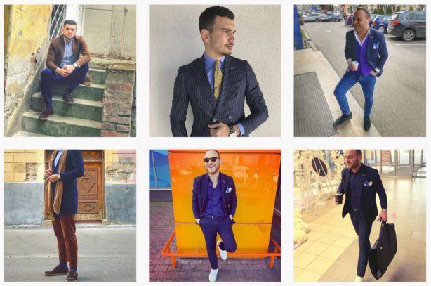 Ținutele săptămânii 13 Instagram stil masculin
