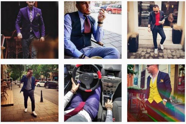 Ținutele săptămânii 17 Instagram #stilmasculin