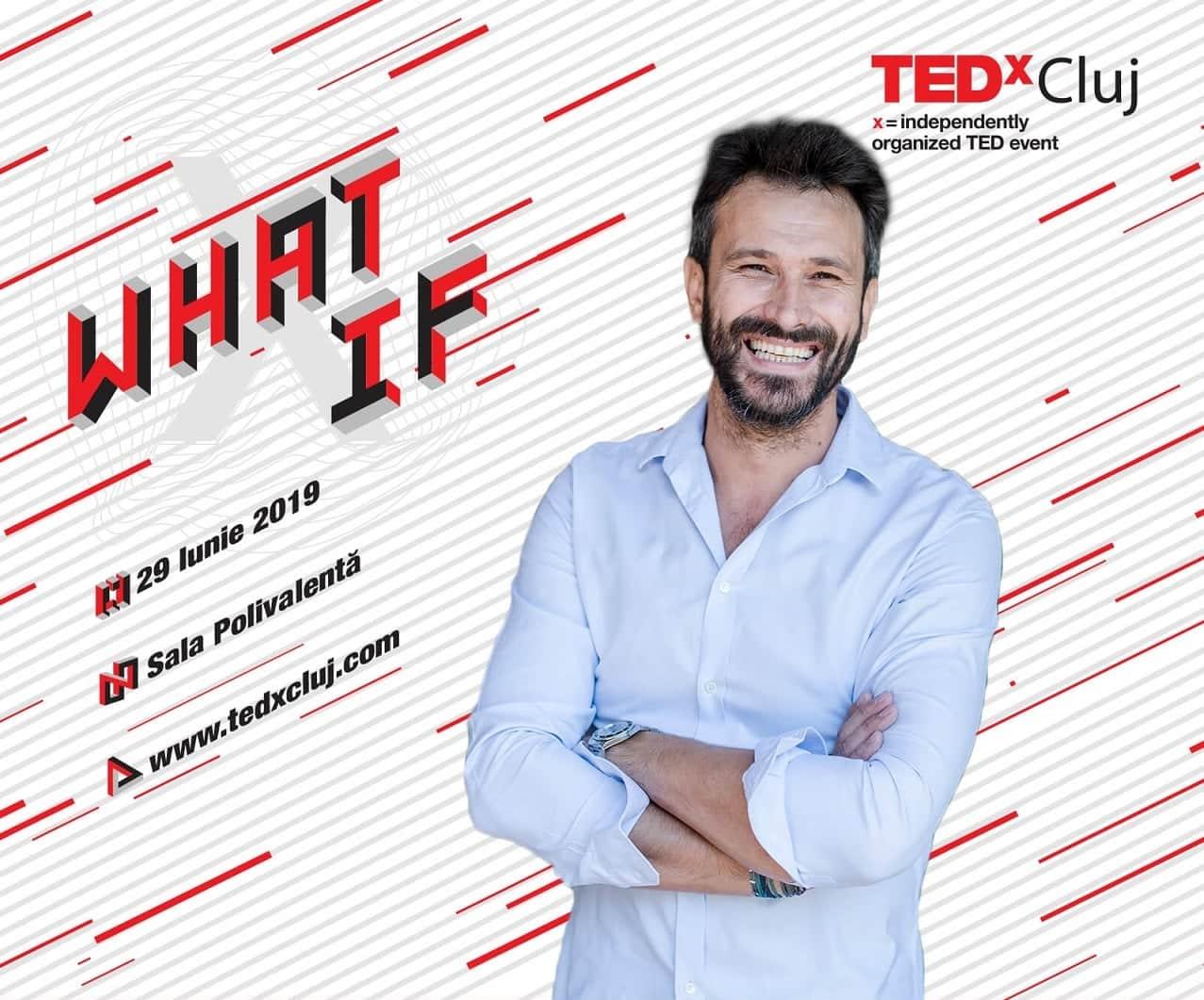 Ce se întâmplă la TEDxCluj 2019 eveniment și ultimele locuri