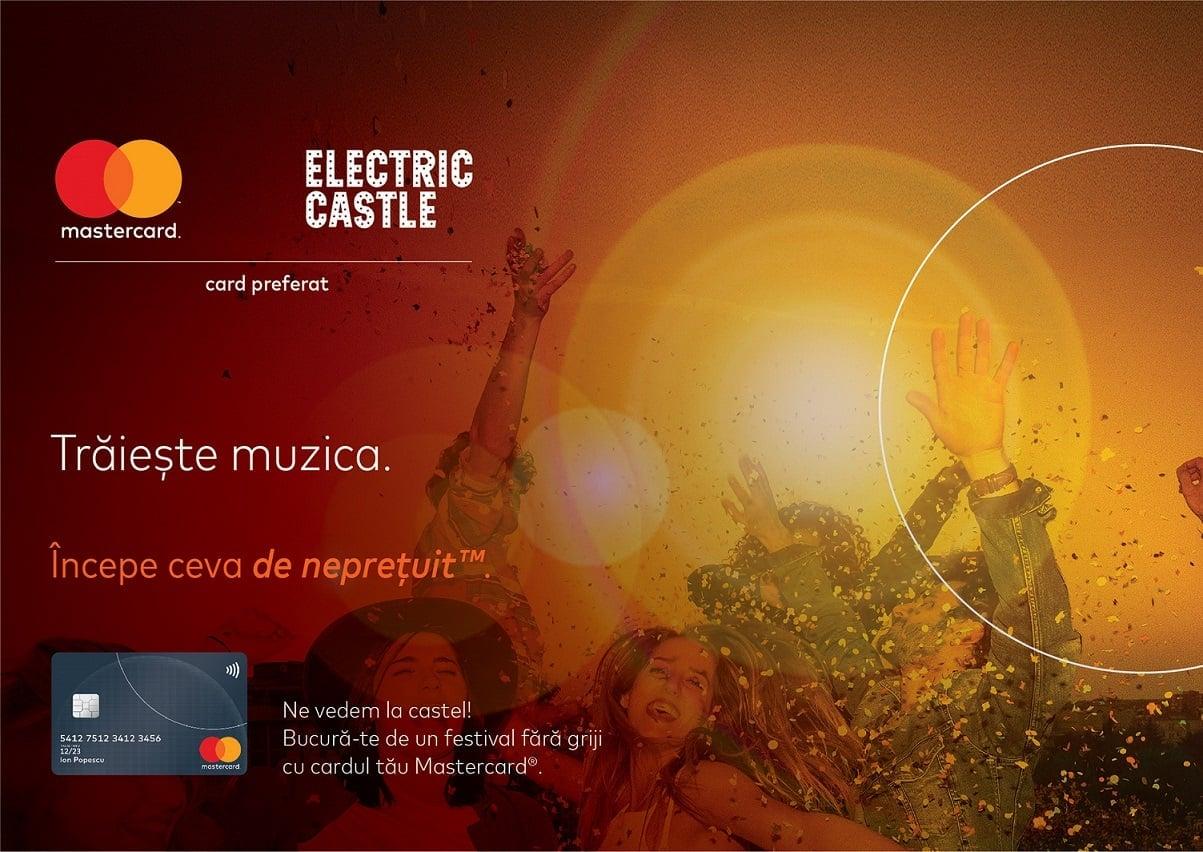 La Electric Castle călătorie de simțuri în Mastercard Sensory Playground