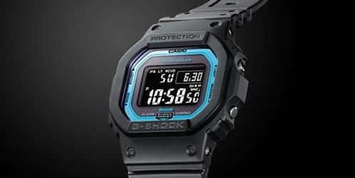 Ceasul Casio G-SHOCK legendar și indestructibil