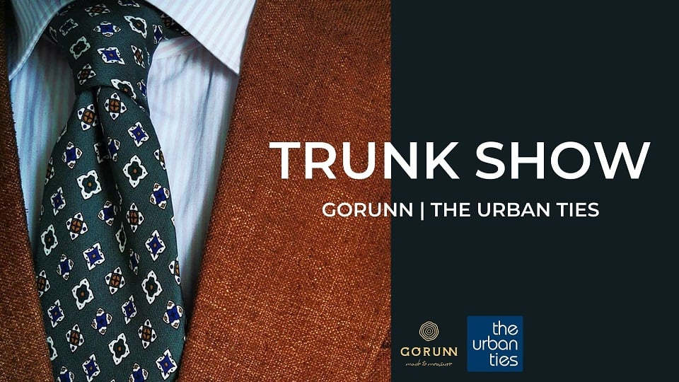 Trunk Show The Urban Ties