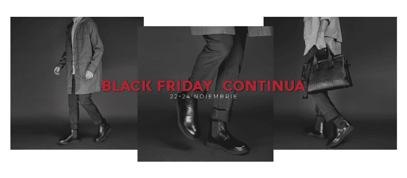 BLACK FRIDAY Denis Shoes