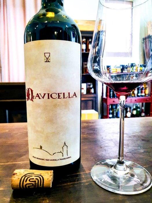 Vinul Navicella