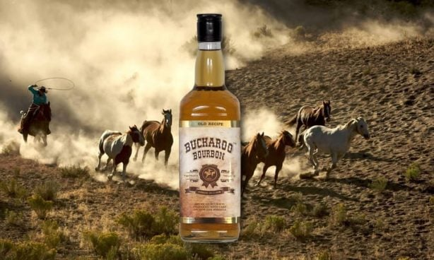 Buckaroo Whiskey Bourbon