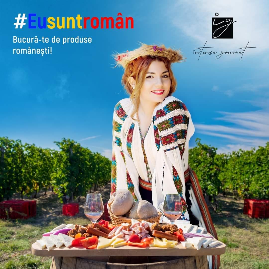 Intense Gourmet - bucură-te de produse românești