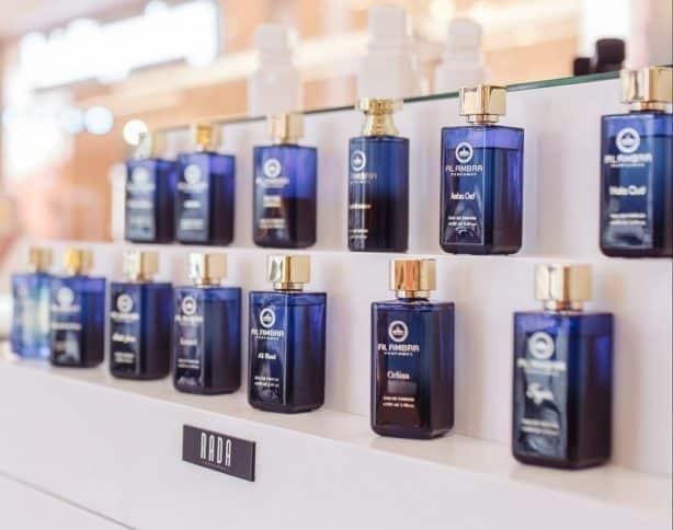 Rada perfumes - parfumerie cu arome orientale autentice