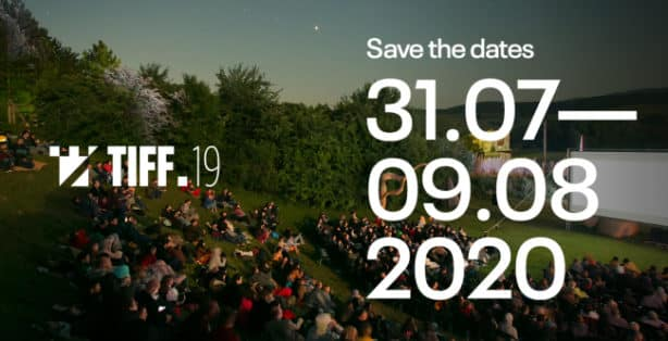 Tiff revine în Cluj Napoca între 31 iulie și 9 august 2020
