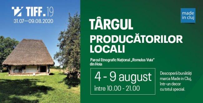 Târgul Producătorilor Locali: gusturi și experiențe autentice în Parcul Etnografic