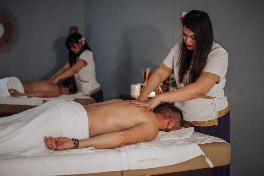 Luxury Spa Babor - terapie și masaj corporal autentic asiatic