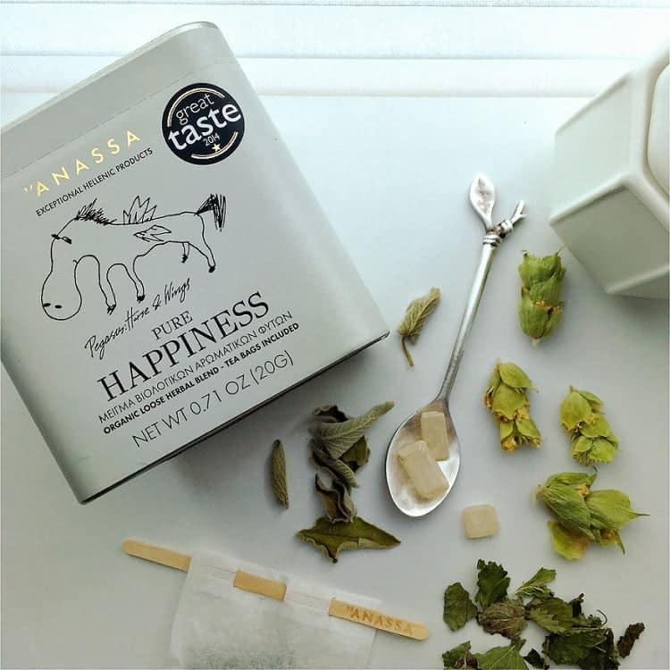 Ceaiurile Anassa - gustul Greciei într-o cană de ceai