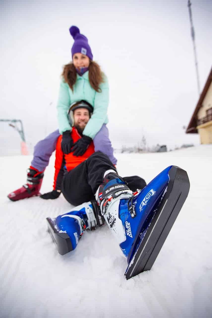 Sled Dogs showskates noul sport de iarnă pe care trebuie să-l încerci