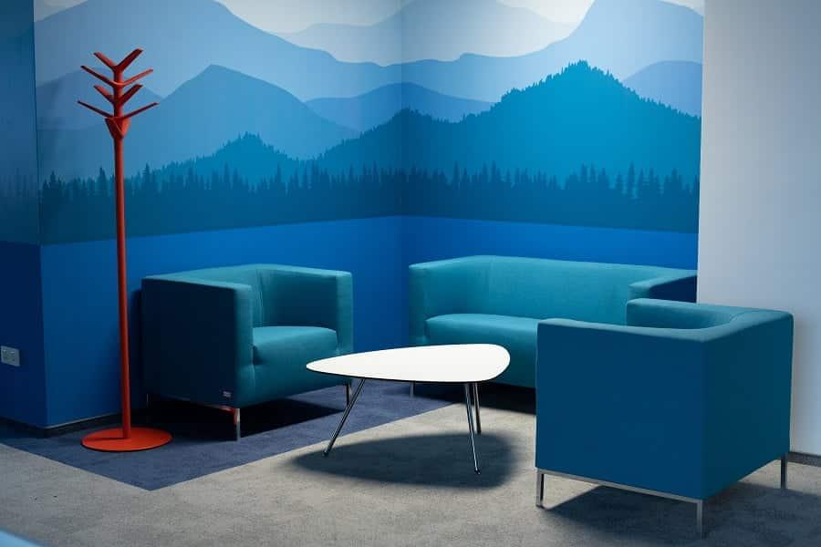 Hansen Ergonomics Studio Cluj - autenticitate spațiilor de birouri