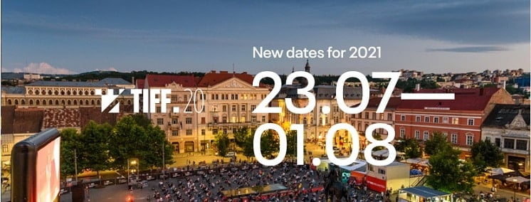 TIFF aniversează 20 de ani cu o nouă ediție de vară, între 23 iulie - 1 august 2021