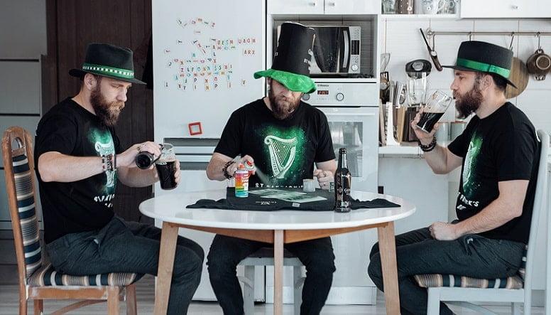 Nu este sărbătoare St. Patrick's fără o bere Guinness
