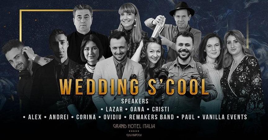 Wedding S'Cool - Locul în care înveți cum să-ți organizezi o nuntă cool