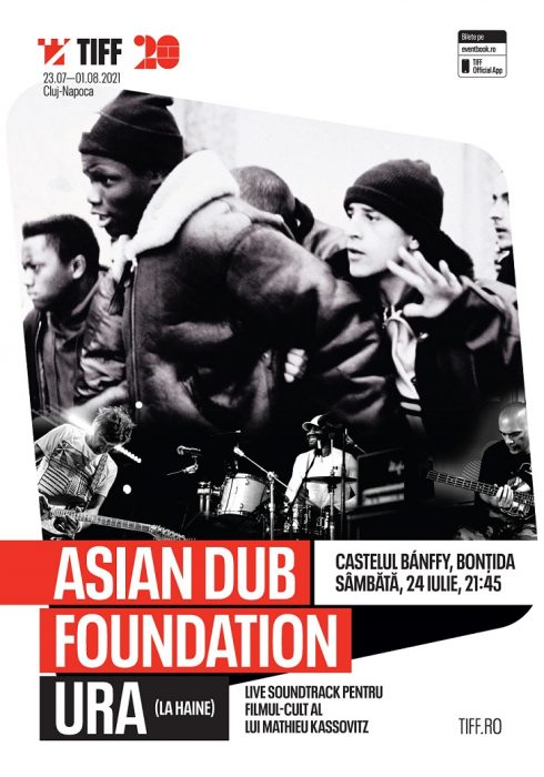 Cine-concertele TIFF 2021: Asian Dub Foundation