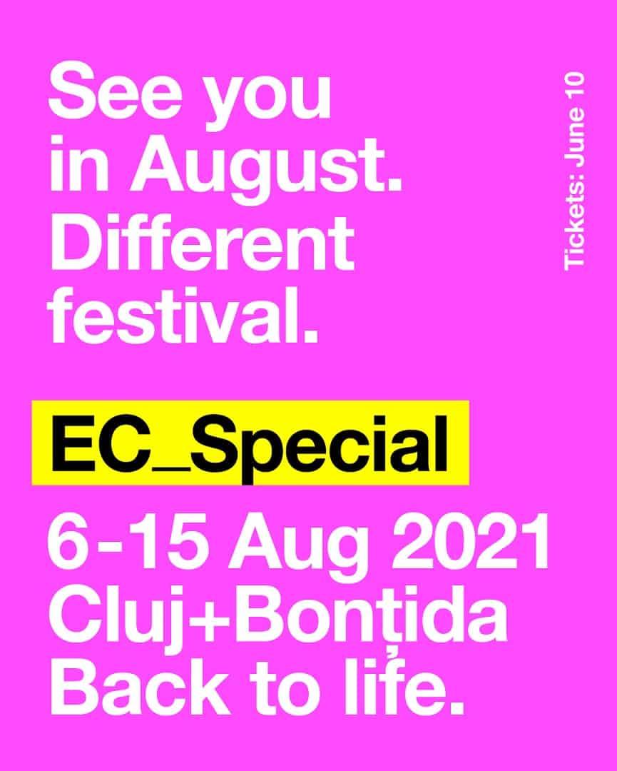 EC Special redeschide scena pentru marile evenimente muzicale ale verii 2021