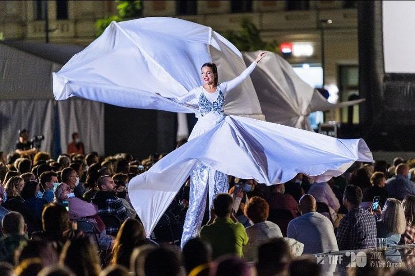 Gala de deschidere TIFF Cluj Napoca 2021