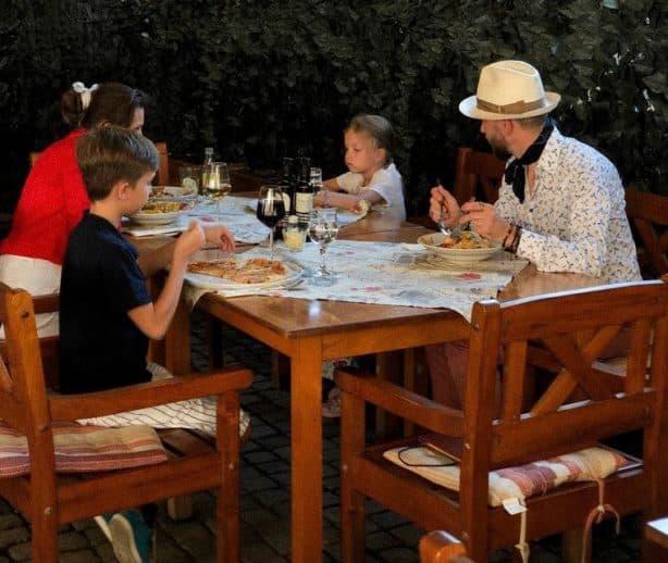Experiența fructelor de mare la restaurantul Izi D'oro Sibiu