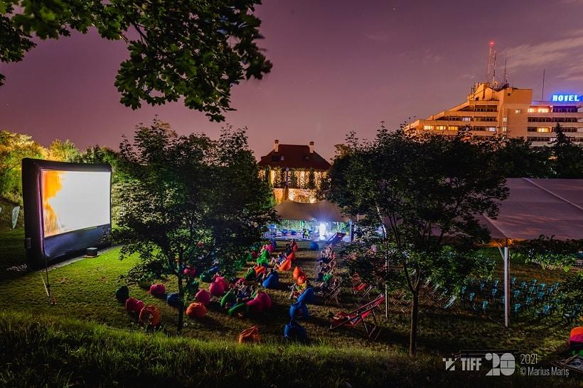 Tiff 2021 - cifrele oficiale după încheierea festivalului de film din Cluj