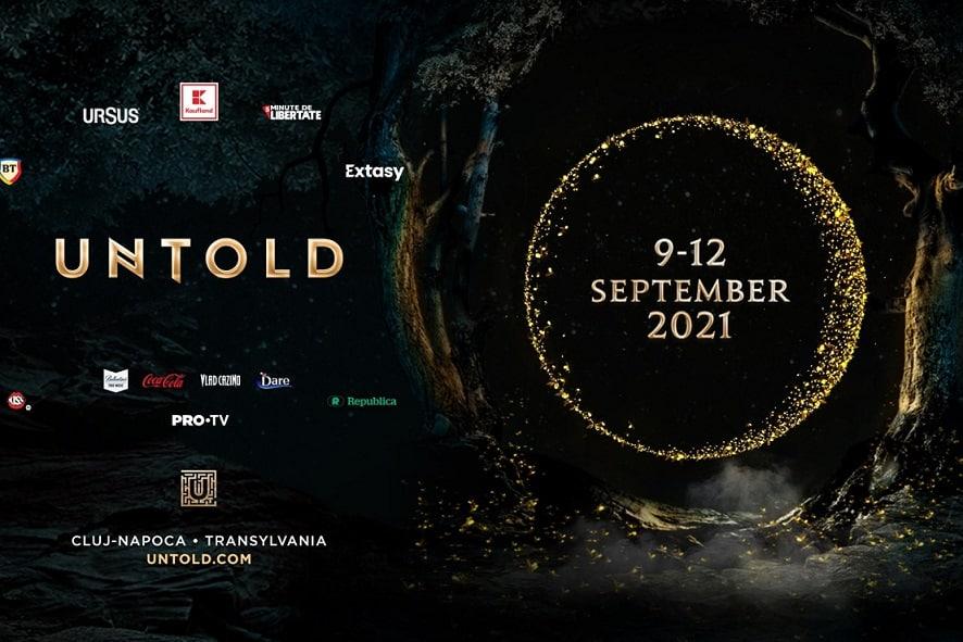Au început lucrările pentru festivalul din septembrie UNTOLD 2021